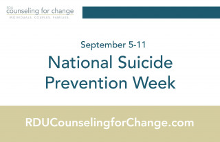 National Suicide Prevention Week (NSPW) 2021